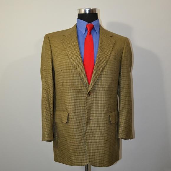Hart Schaffner Marx Other - HSM Hart Schaffner Marx 38R Sport Coat Blazer Suit